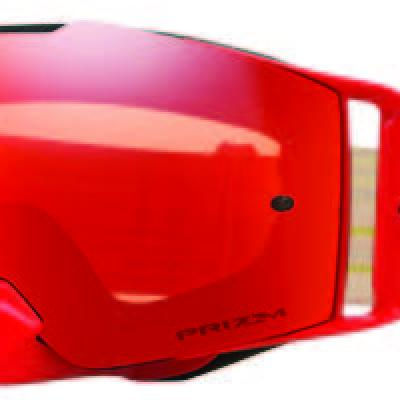 Oakley equalizer red yellow