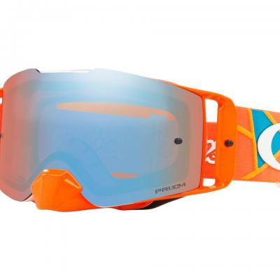 Oakley tld metric red orange 1
