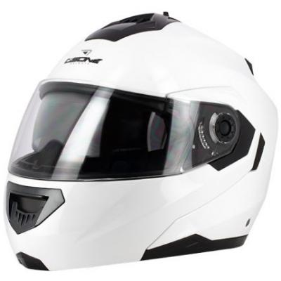 Casque route modulable Osone Blanc