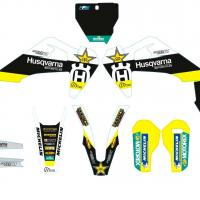 Pack ouies et gb av ar husqvarna cyclos moto 61 5