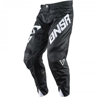 Pantalon Motocross ANSWER Elite Solid Noir