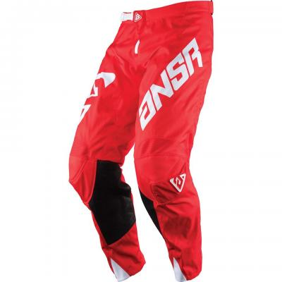 Pantalon Motocross ANSWER Elite Solid Rouge