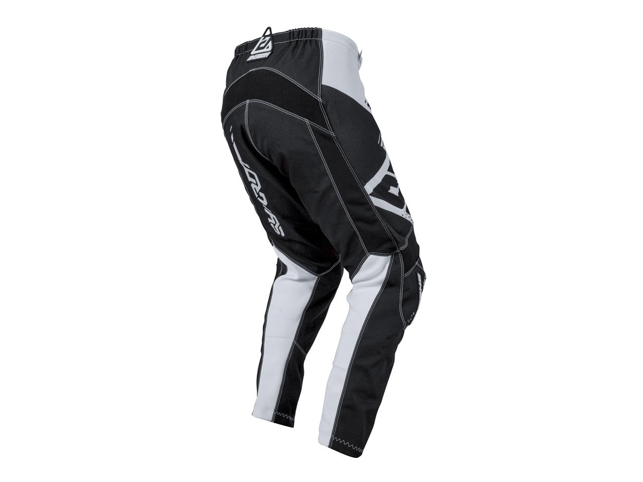 Pantalon answer syncron air drift white black 3