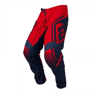 Pantalon Motocross ANSWER Syncron Drift Midnight / Red