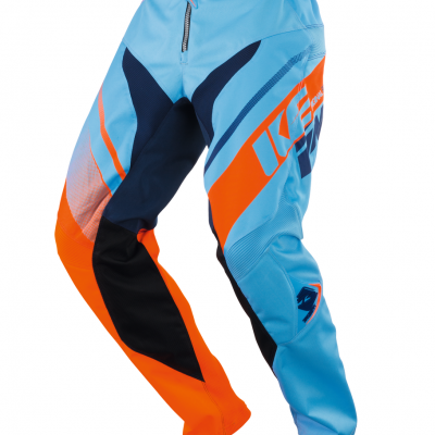 Pantalon Kenny Track Bleu / Orange 2018