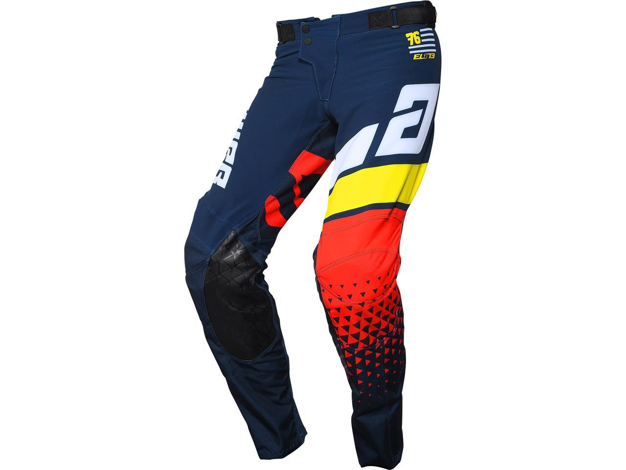 Pantalon elite bleu 1