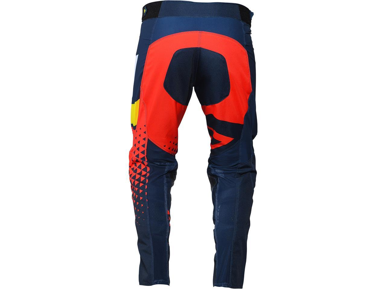 Pantalon elite bleu 3
