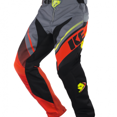 Pantalon Kenny Track Grey / Orange 2018