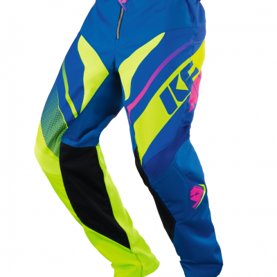 Pantalon Kenny Track Lime / Pink 2018