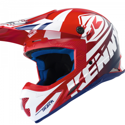 Casque Kenny Motocross Track Red 2018