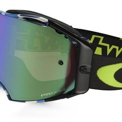 Masque Motocross OAKLEY Airbrake Chad Reed Signature Speed Stripe