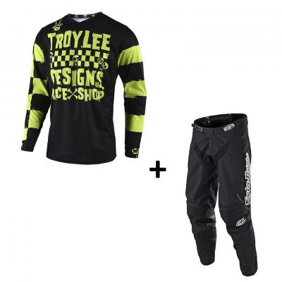 Tenue Motocross enfant TROY LEE DESIGN Race Shop