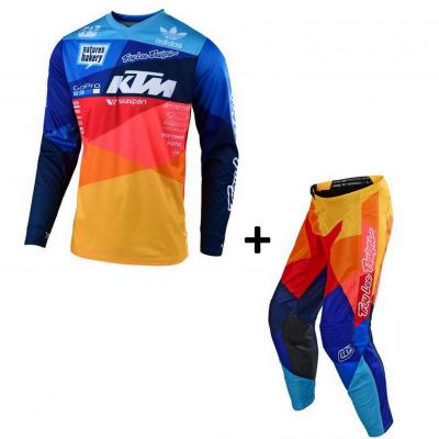 Tenue Motocross enfant TROY LEE DESIGN Jet Team