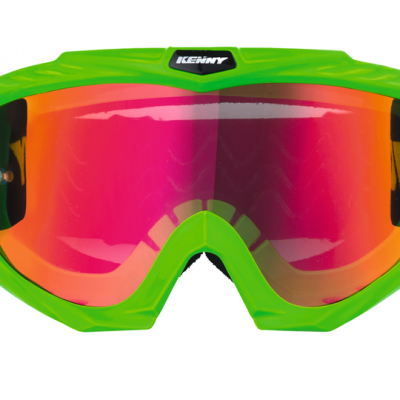 Lunettes Kenny Track + Neon Green