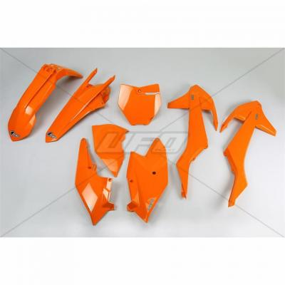 Plastique: Kit Plastique KTM SX SXF Orange 2016 2017 2018
