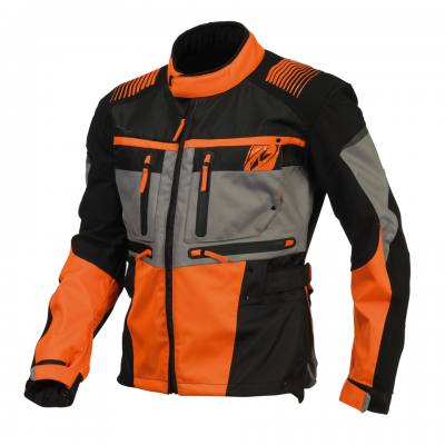 Veste Moto enduro Kenny Orange 2018