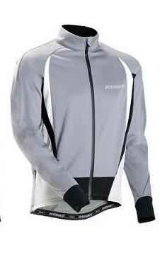 Veste Vélo Kenny Softshell Plus Gris